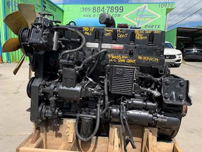 1995 Cummins M11 CELECT Engine 370 HP