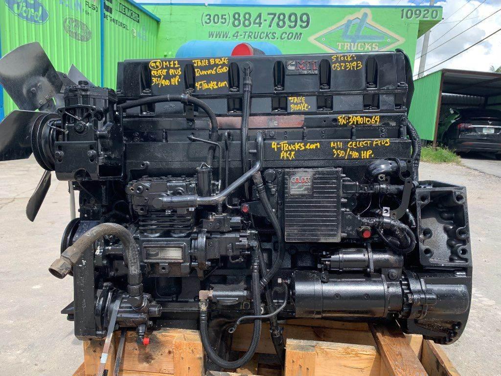 1999 Cummins M11 CELECT PLUS Engine 400 HP For Sale | Miami