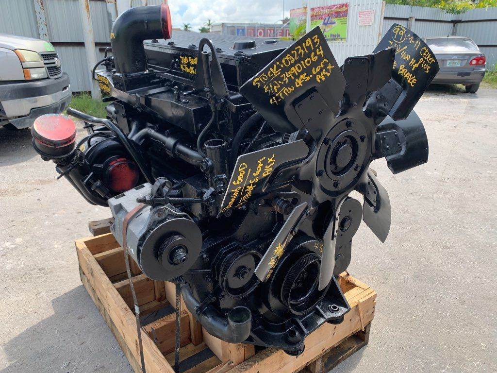 1999 Cummins M11 CELECT PLUS Engine 400 HP For Sale | Miami