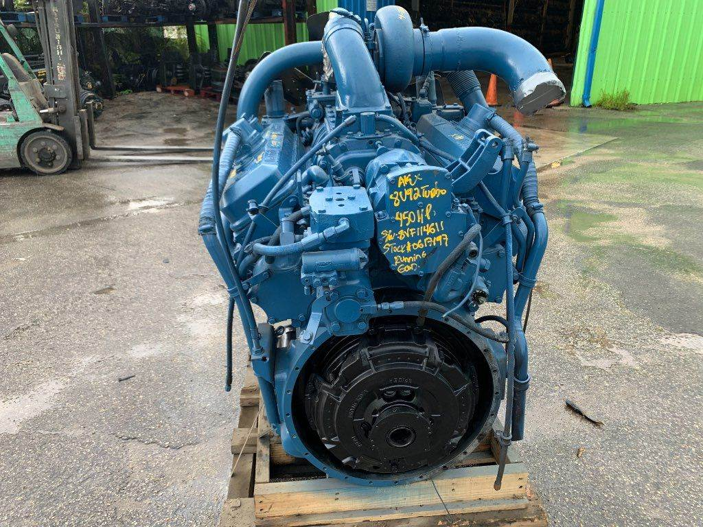 1985 DETROIT 8V92 TURBO ENGINES 450 HP For Sale | Miami, FL