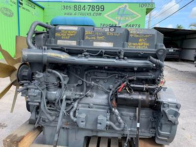 2006 Detroit Series 60 14 0L Engine 515 HP