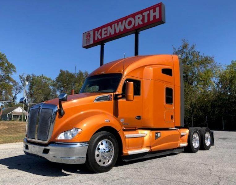 Kenworth T680 For Sale >> 2016 Kenworth T680 Sleeper Semi Truck Paccar Mx 500hp For Sale 395 539 Miles Swedesboro Nj 116673t Mylittlesalesman Com