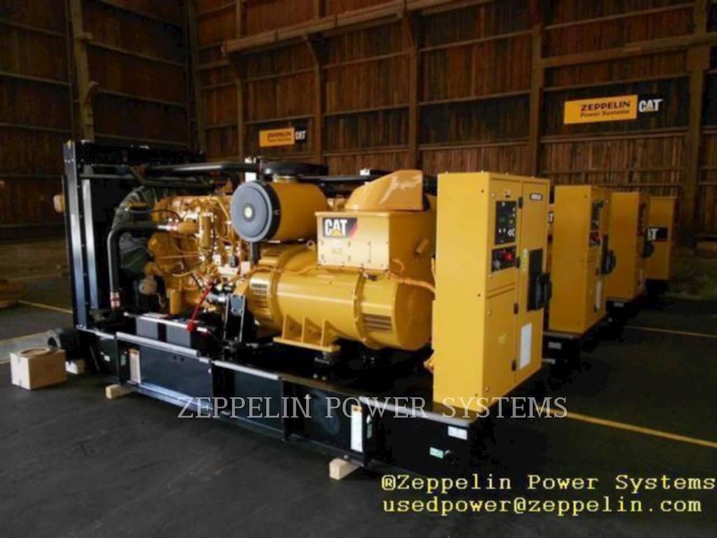 2015 Caterpillar C18 Generator