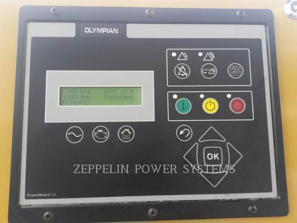2014 Olympian GEH 275-4 Generator For Sale, 1,353 Hours   Bremen,   G001016    MyLittleSalesman com