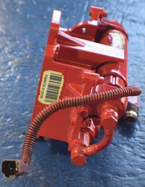 Cummins ISX DPF Fuel Transfer Pump & Bracket P3686735 / 3686738 No Core ->  10289