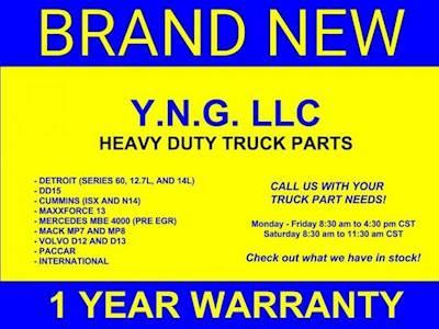 Heavy Duty Truck Parts - Commercial Truck Parts   MyLittleSalesman