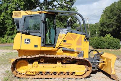 2016 John Deere 700K LGP Crawler Dozer - Like New Condition, U/C 85%
