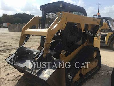 2018 Caterpillar 249D Skid Steer