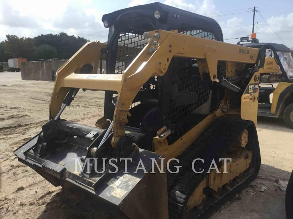 2018 Caterpillar 249D Skid Steer For Sale, 815 Hours | Houston, TX |  18NE1803 | MyLittleSalesman com