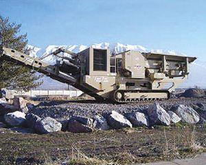 Pioneer 2650 Crushing Plant