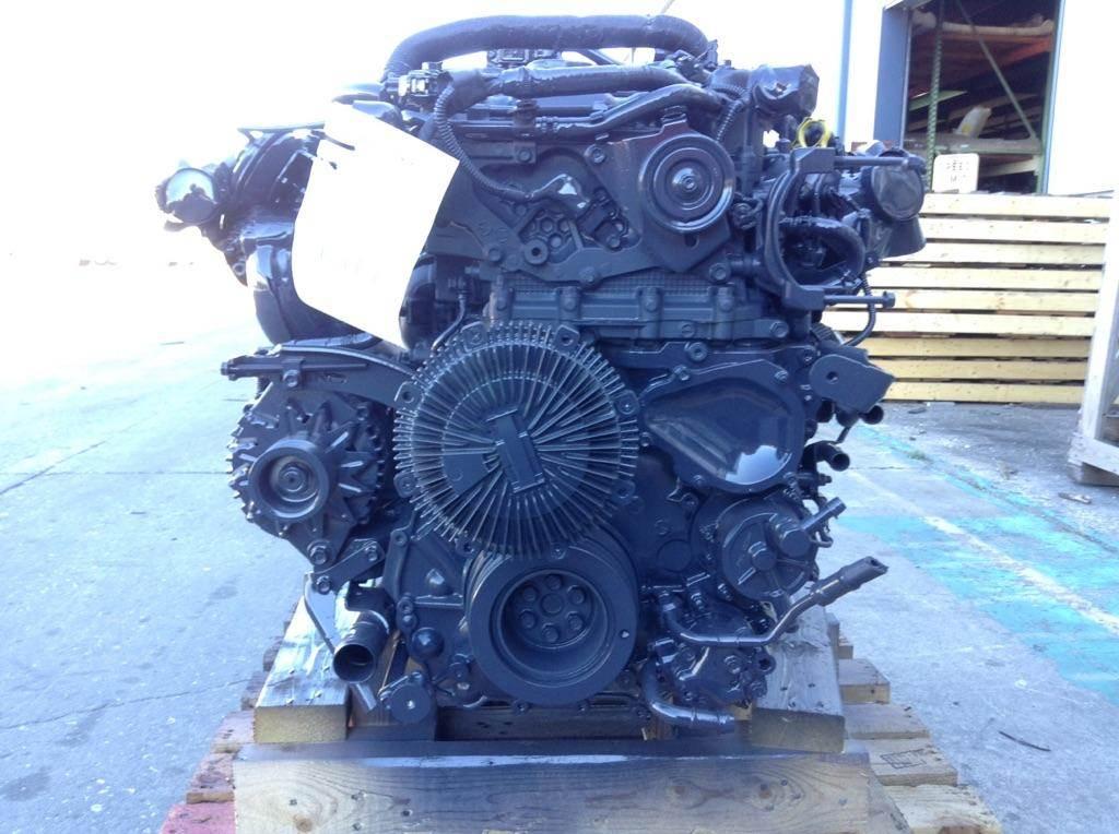 Isuzu 4jj1 Engine For A 2014 Isuzu Npr For Sale