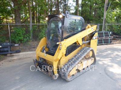 2016 Caterpillar 249D CB Crawler Loader