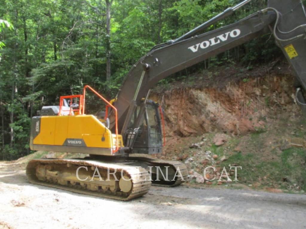 2016 Volvo EC220EL TH Excavator