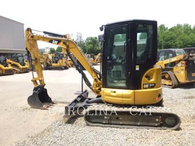 2016 Caterpillar 303 5E2 CR Mini Hydraulic Excavator
