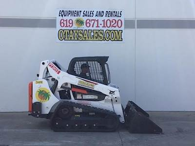 2019 Bobcat T590 Rubber Track Loader