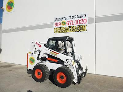 2019 Bobcat S650 Skid Steer