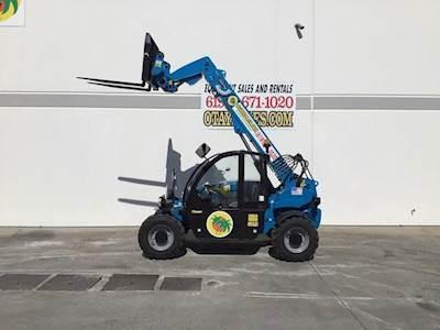 2019 Genie GTH-2506 5500LB Telehandler
