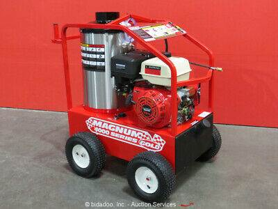 New 2019 Easy-Kleen Magnum 4000 Series Hot Water Pressure Washer Diesel Burner