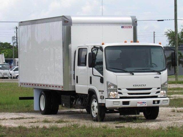 2020 Isuzu Npr Xd Box Truck 215hp 6 Speed Automatic Liftgate For Sale 45 Miles Homestead Fl 16fnprxdcdsl2020 Mylittlesalesman Com