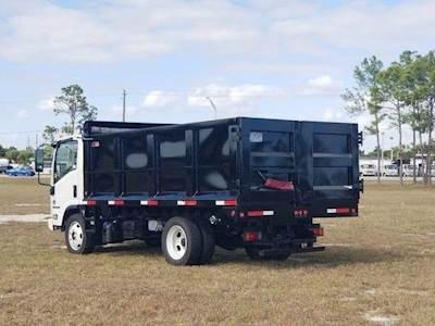 Isuzu Npr Landscape Trucks For Sale Mylittlesalesman Com