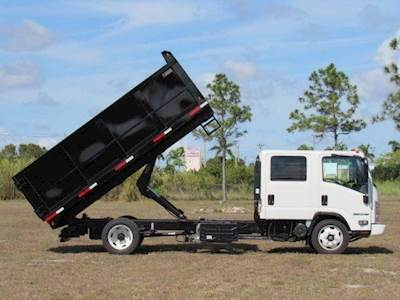 Isuzu Landscape Trucks For Sale Mylittlesalesman Com
