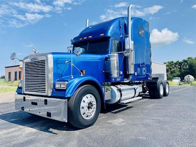 Freightliner Fld132 Classic Xl Sleeper Semi Trucks For Sale Mylittlesalesman Com