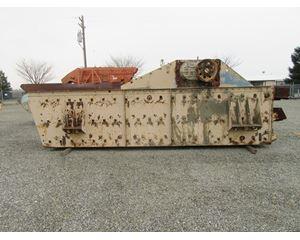 Hewitt Robins 6' wide x 20' long Three Deck Horizontal Vibrating Screen Plant Aggregate / Mining Equipment