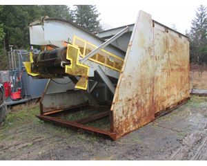 Rock Systems Drive-Over Truck / Scraper / End Dump Unloader, 35 ton capacity Aggregate / Mining Equipment