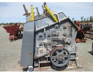 Torgerson CHX Horizontal Shaft Impact Crusher Crushing Plant
