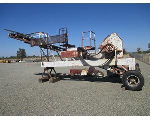 Pioneer Hammermill Model 2134 Hammermill Crusher Hammermill