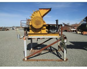 Praschak Model C-2 Recycle Block & Brick Crusher Hammermill