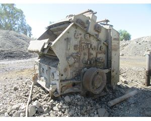 1996 Gator Model PF-C-4955R Horizontal Shaft Impact Crusher