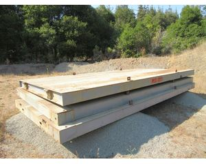 "CARDINAL Scale 11' wide x 70' long Low Profile ""Ground Hugger"" Electronic Truck"