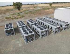 Carrier AquaSnap air cooled water chillers Water Equipment