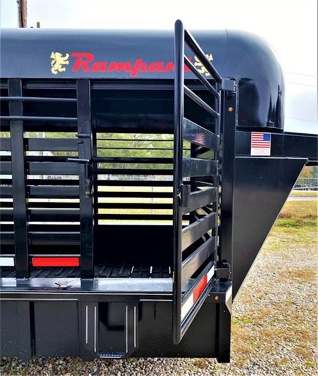 2022 Rampant 7 Ton Livestock Gooseneck Livestock Trailer For Sale Wendell Nc 7tonlivestockgoose Mylittlesalesman Com