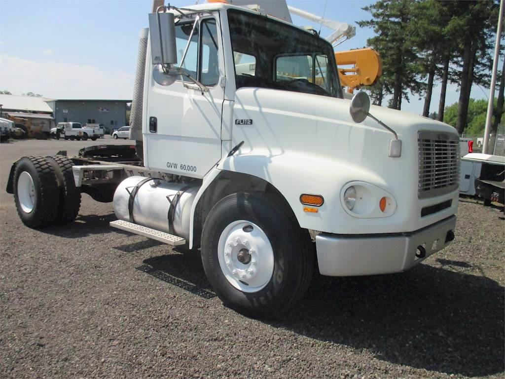 1997 Freightliner FL112 Day Cab Truck