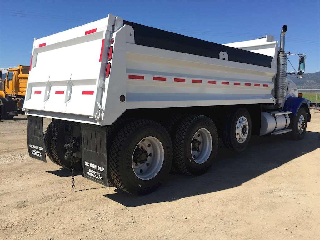 Images of Kenworth T800 Dump Truck For Sale