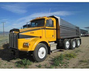 Kenworth T800 Heavy Duty Dump Truck