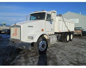 Kenworth T800B Heavy Duty Dump Truck