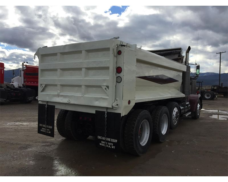 dump truck for sale w900l dump truck for sale