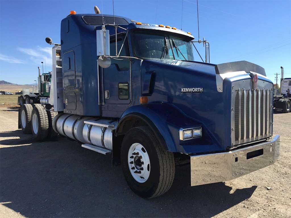 2001 Kenworth T800B Sleeper Truck For Sale | Missoula, MT ...