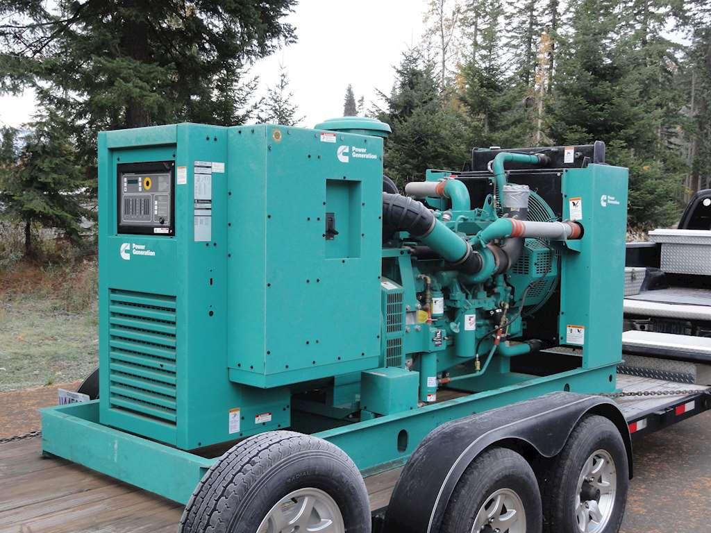 Cummins Generator Sets For Sale Circuit Breakers Market By Type Application Region 2019 2006 Tier 3 275 Kw Set New