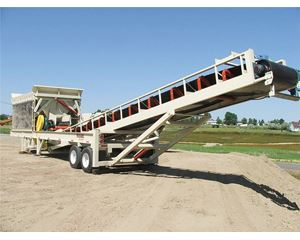 Masaba 10x16 Conveyor / Stacker