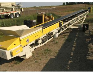 Masaba 36x60 Conveyor / Stacker