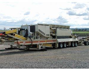 Metso C3054 Crushing Plant
