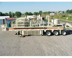 Metso HP400 Crushing Plant
