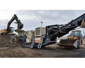 Metso LT1213 Crushing Plant