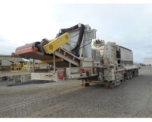 Metso NP1415 Crushing Plant