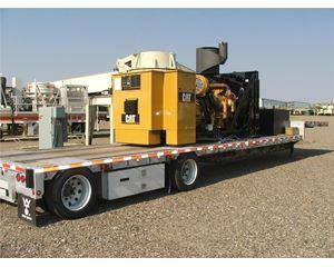 Caterpillar 910 KW Generator Set