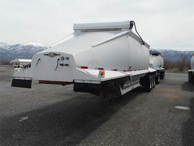 Great Dane 63x102 Tandem Axle Steel Carrier Refrigerated Trailer - Air  Ride, Fixed Axle